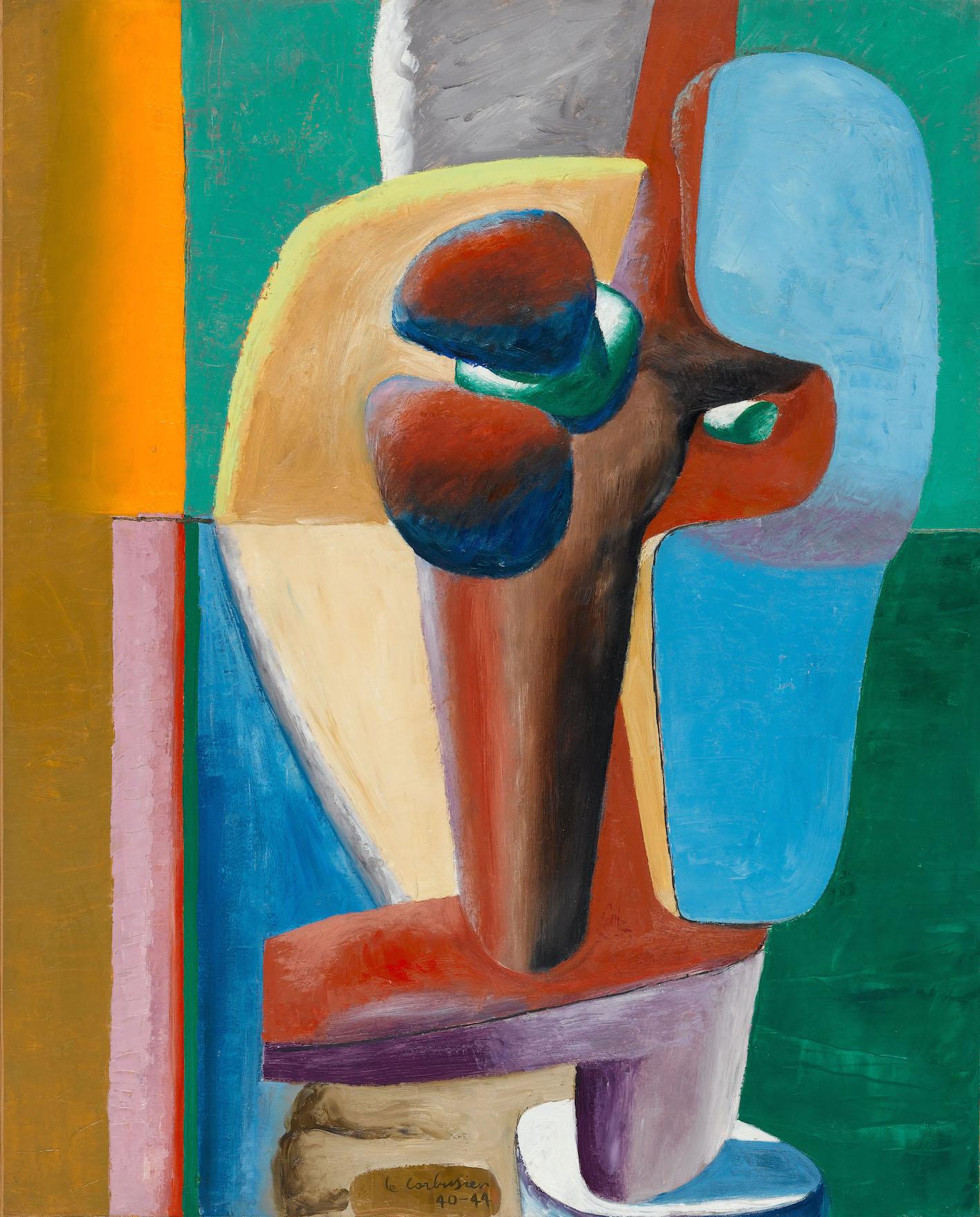 Le Corbusier, Ubu IV, 1940 - 1944.