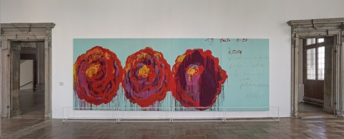 © Cy Twombly Foundation. Photo by Andrea Sarti/CAST1466