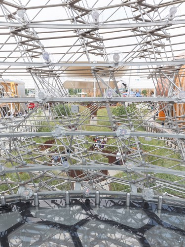 Expo Milano 2015. Regno Unito.