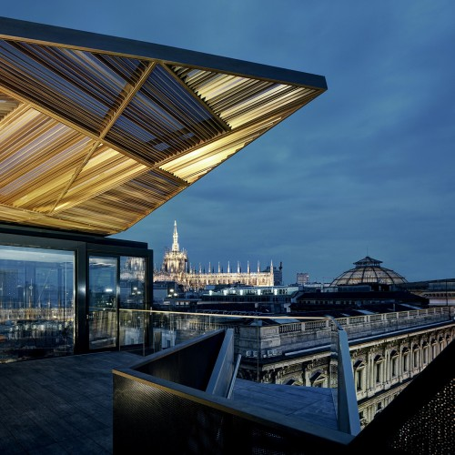 Priceless Milano, Park Associati.