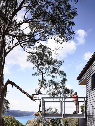 Lorne Hill House è una residenza estiva progettata dall'architetto Will Harkness.