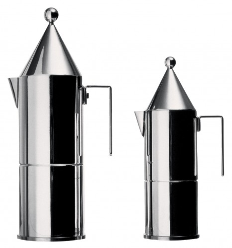 La conica, design di Aldo Rossi per Alessi.