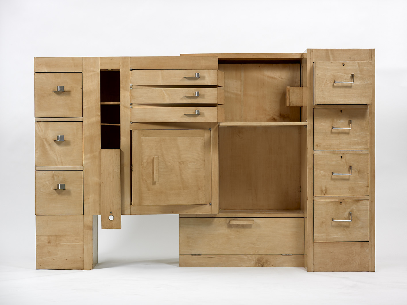 Architectural Cabinet. © Private collection.