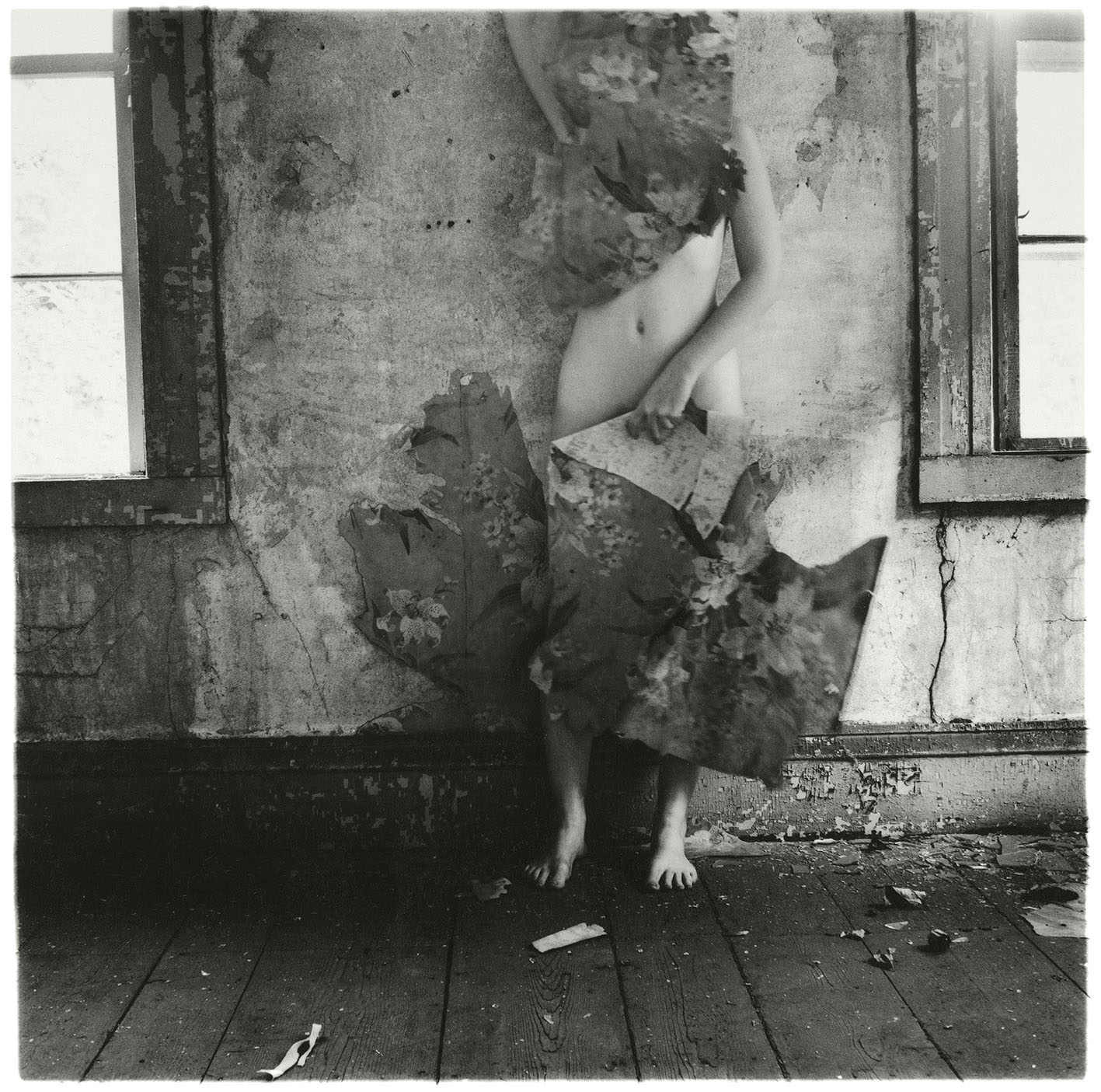 Francesca Woodman, From Space, 1976. © Betty and George Woodman.