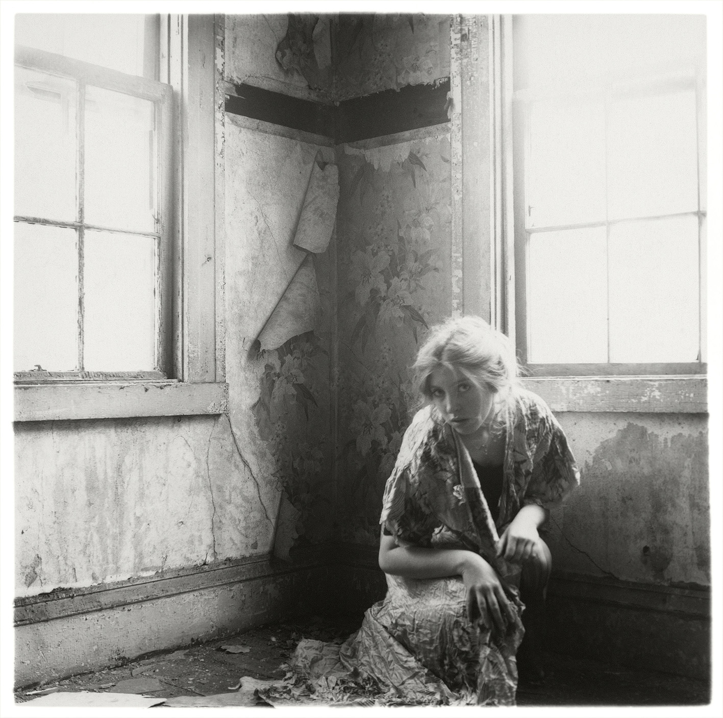Francesca Woodman, Untitled, Providence, Rhode Island, 1975-78. © George and Betty Woodman.