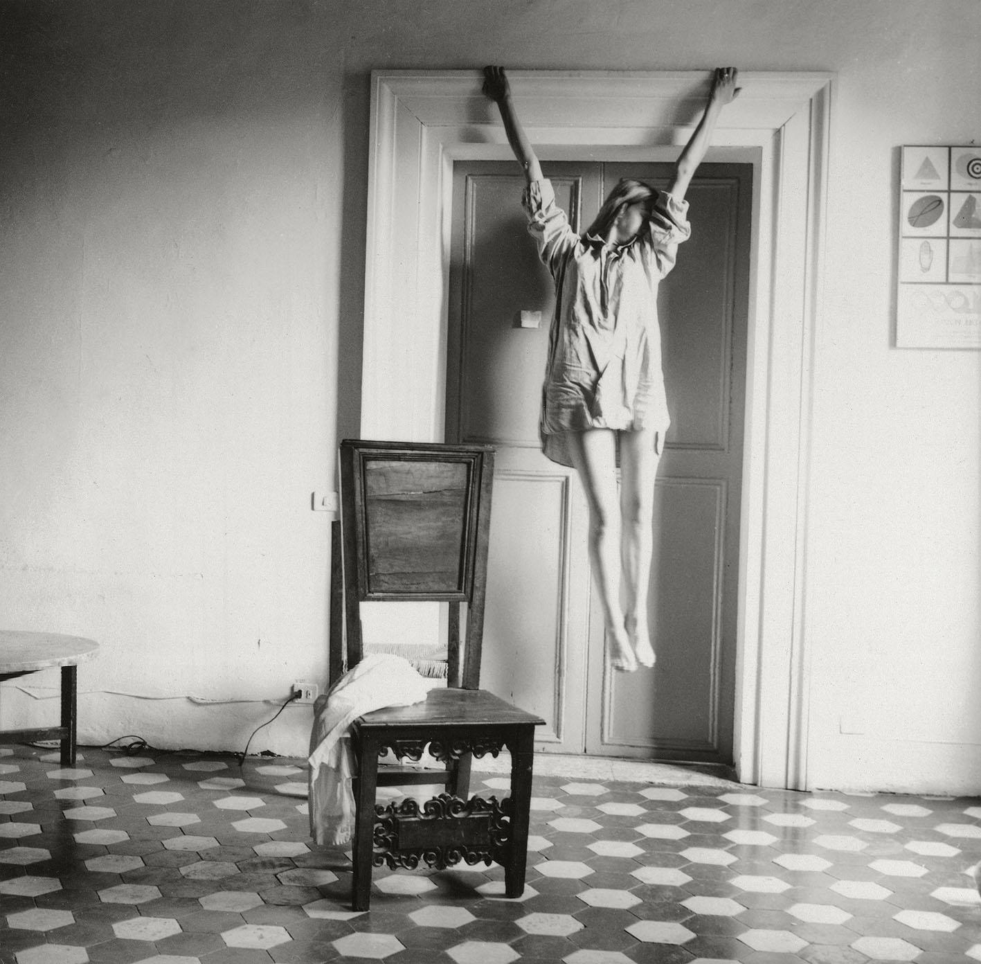 Francesca Woodman, Untitled, 1977-1978. © Betty and George Woodman.