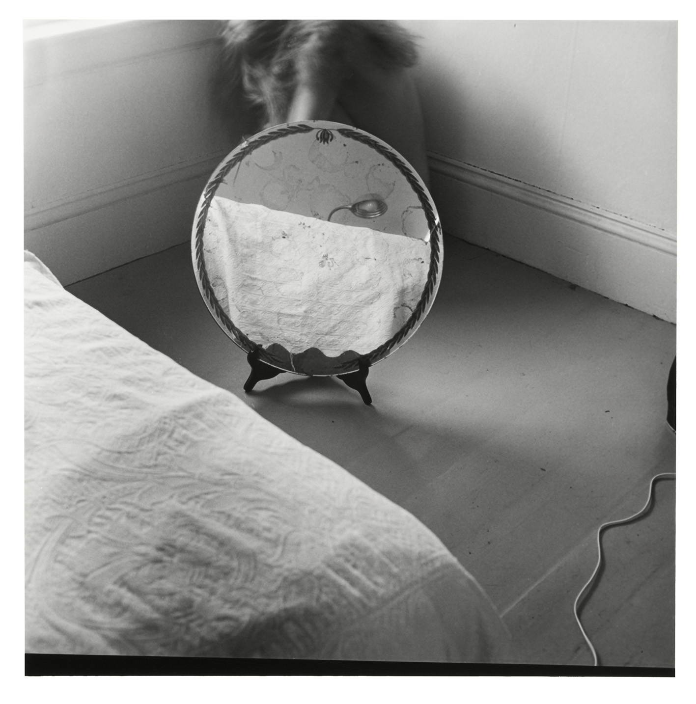 Francesca Woodman, Untitled, New York, 1979–80. © George and Betty Woodman.