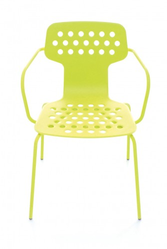 Open Chair, design di James Irvine per Alias, 2007.