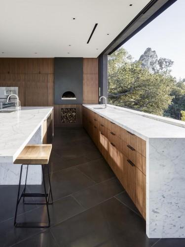 Oak Pass House, Beverly Hills.