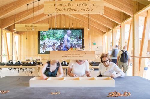 Expo Milano 2015. Slow Food.