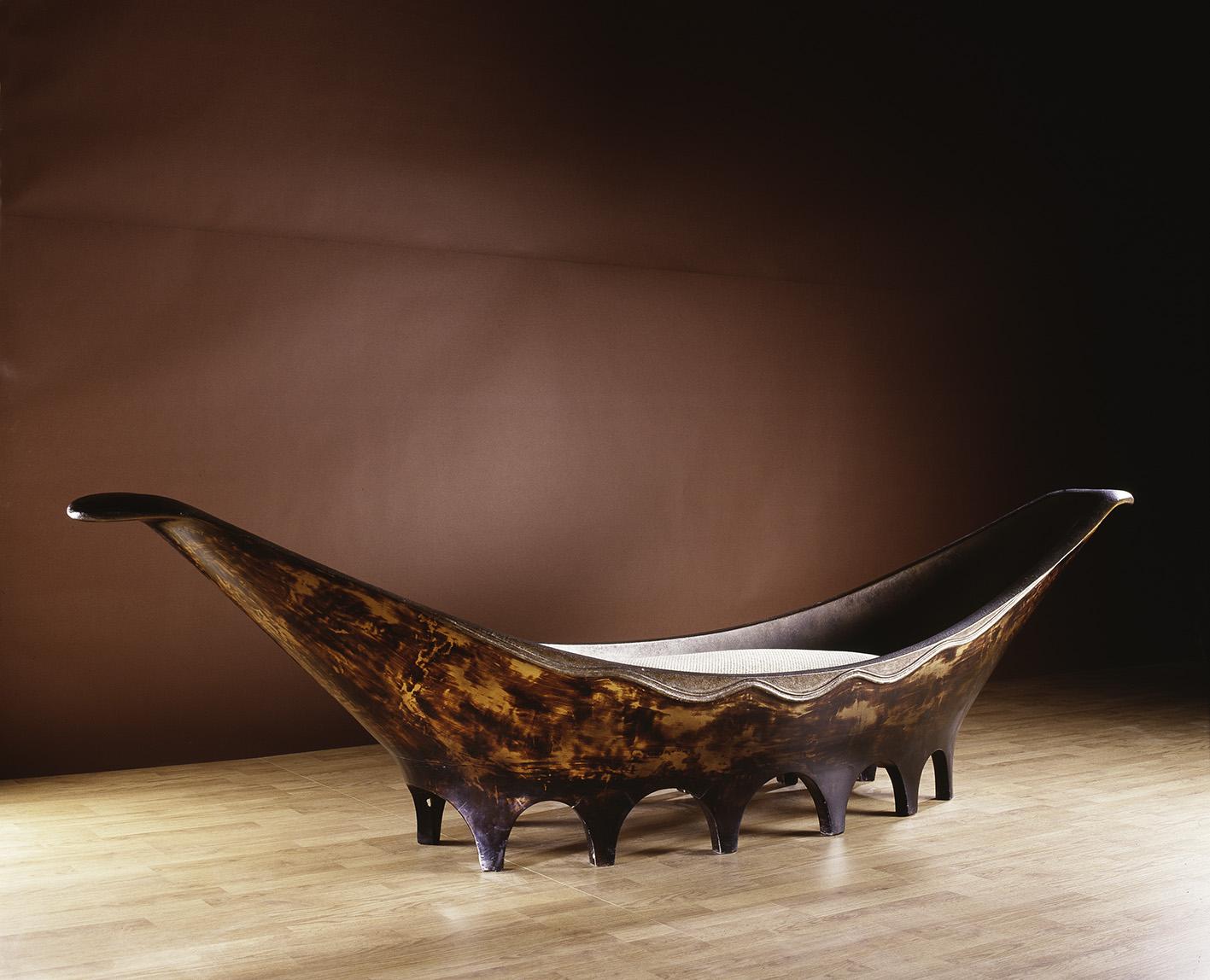 Pirogue. © Archives Galerie Vallois. Paris, Arnaud Carpentier.