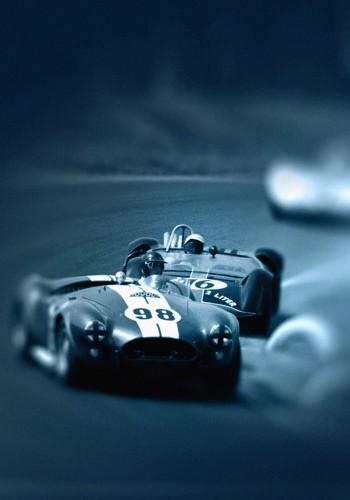 Capeland Shelby Cobra, Baume & Mercier.