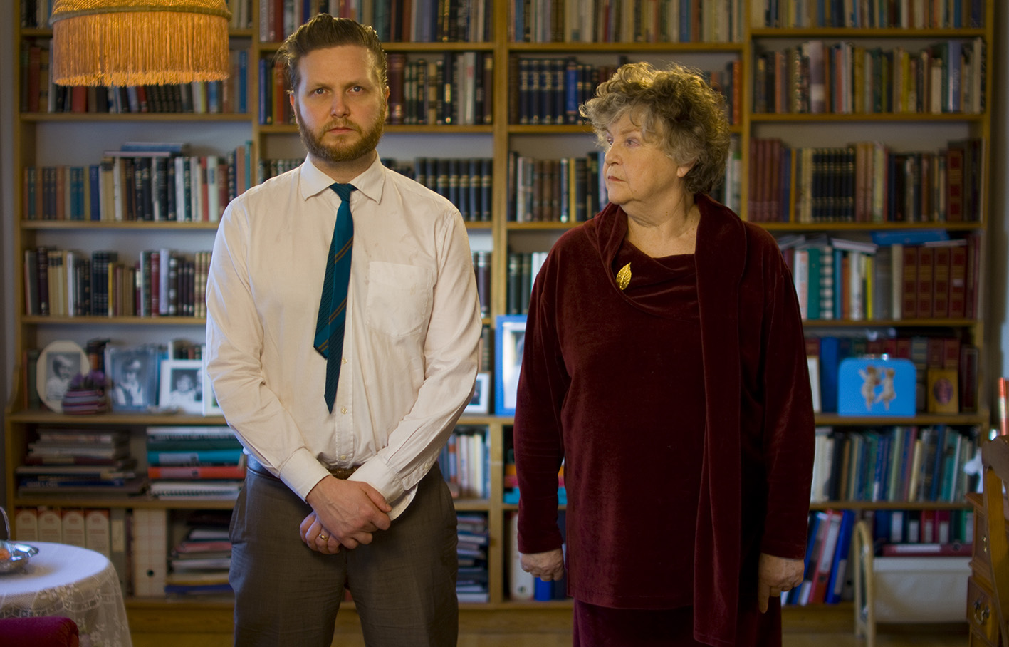Ragnar Kjartansson, Me and My Mother 2010, 2010. Courtesy: Ragnar Kjartansson; i8 Gallery, Reykjavik; Luring Augustine, New York.