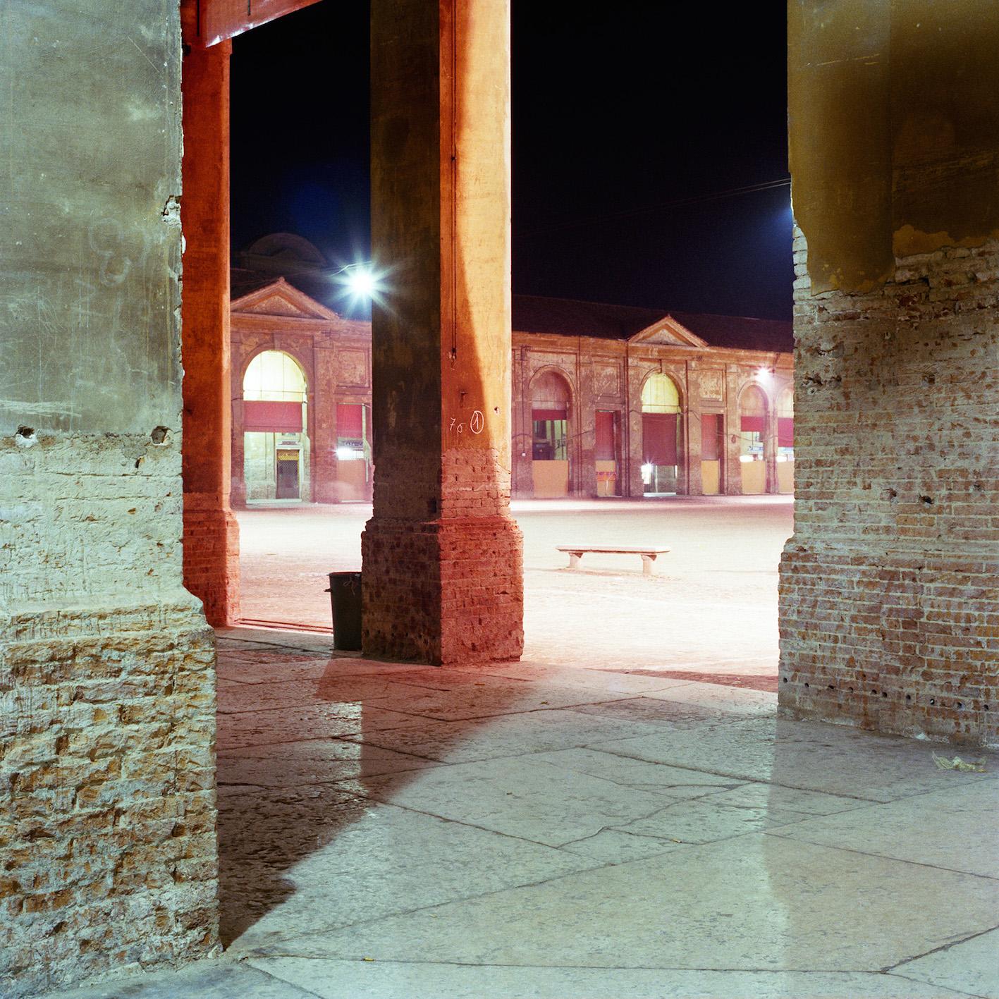 Olivo Barbieri, Lugo, Ravenna, 1982.