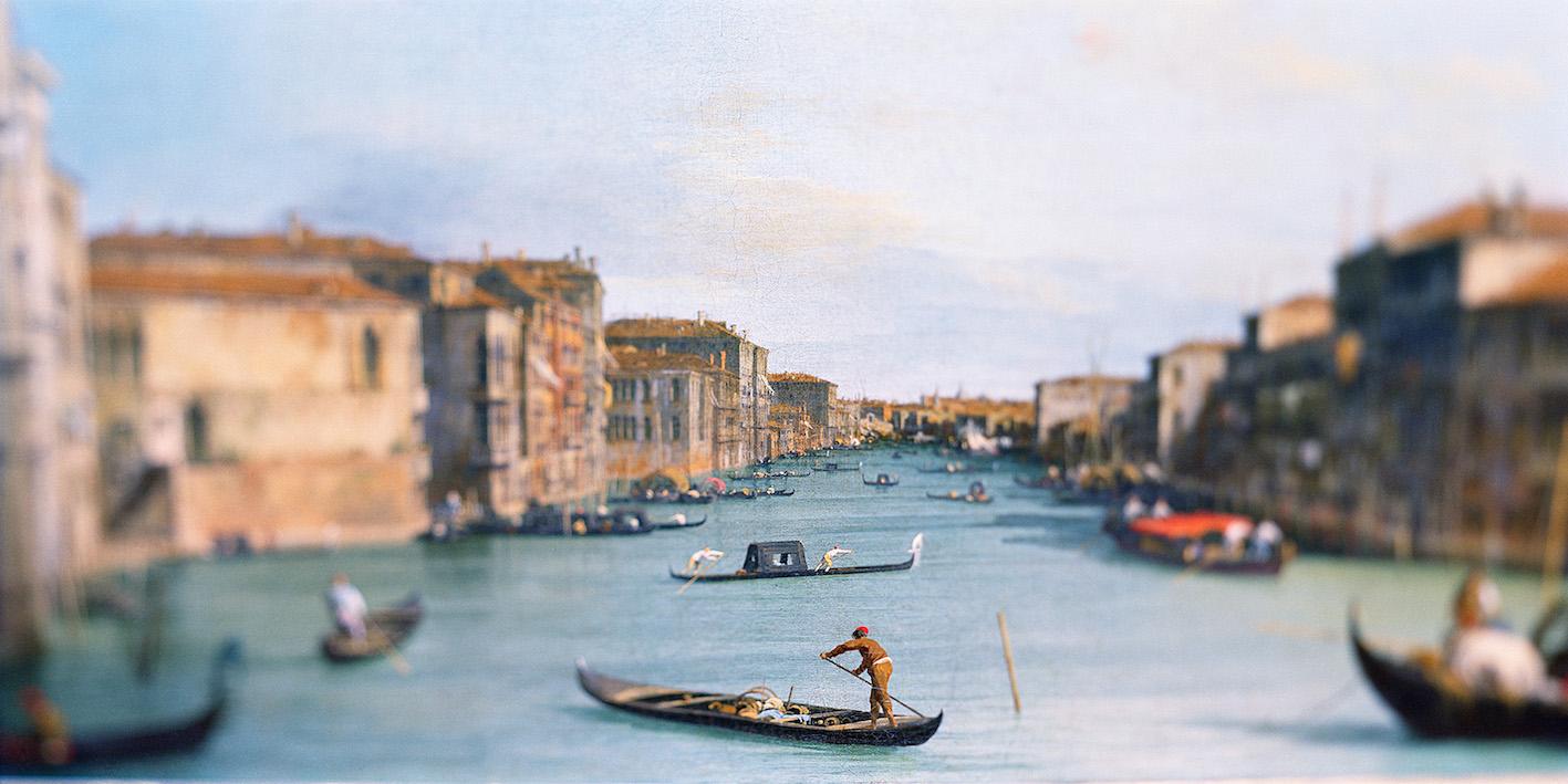 © Olivo Barbieri, Uffizi, 2002.