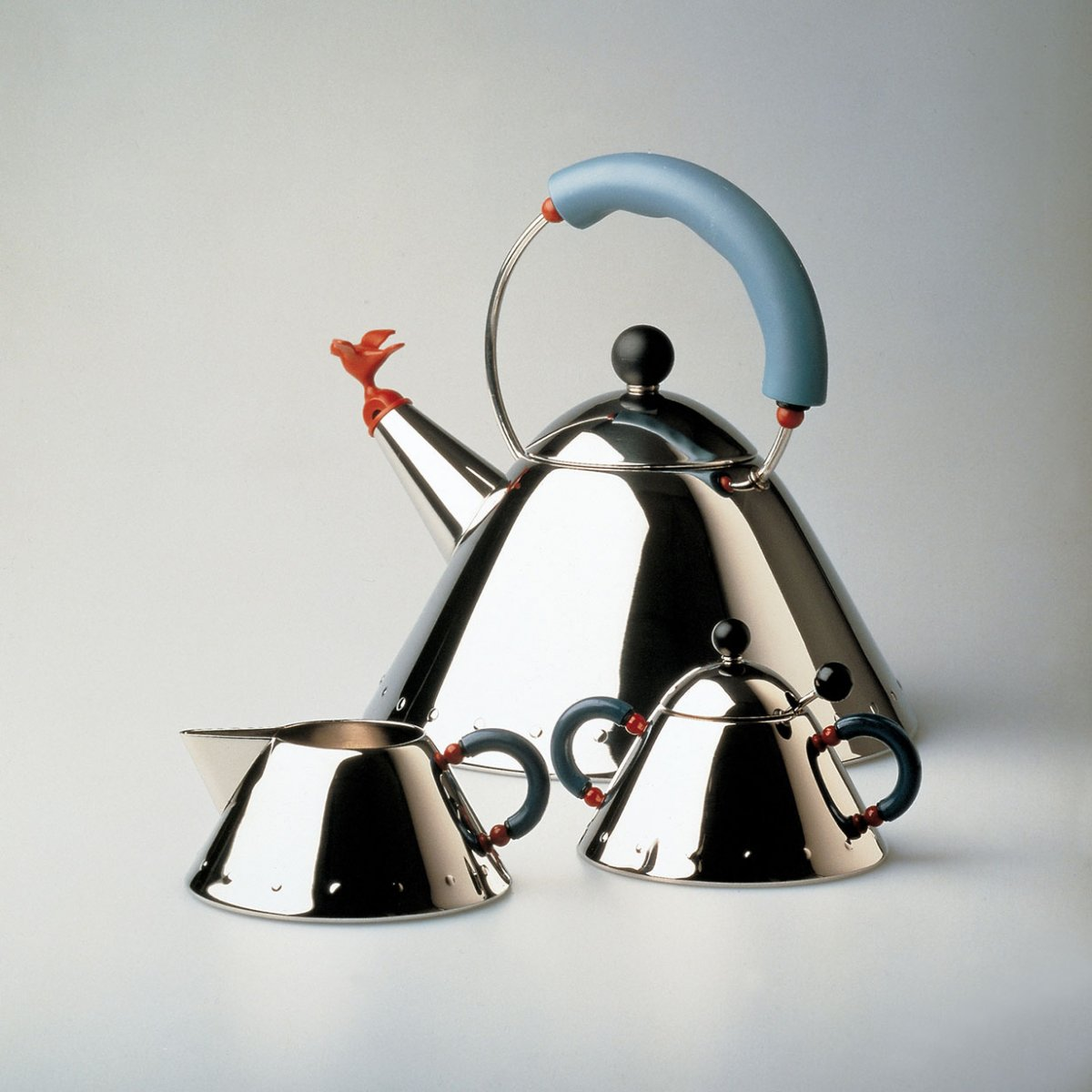 Tea Rex, Alessi - Michael Graves