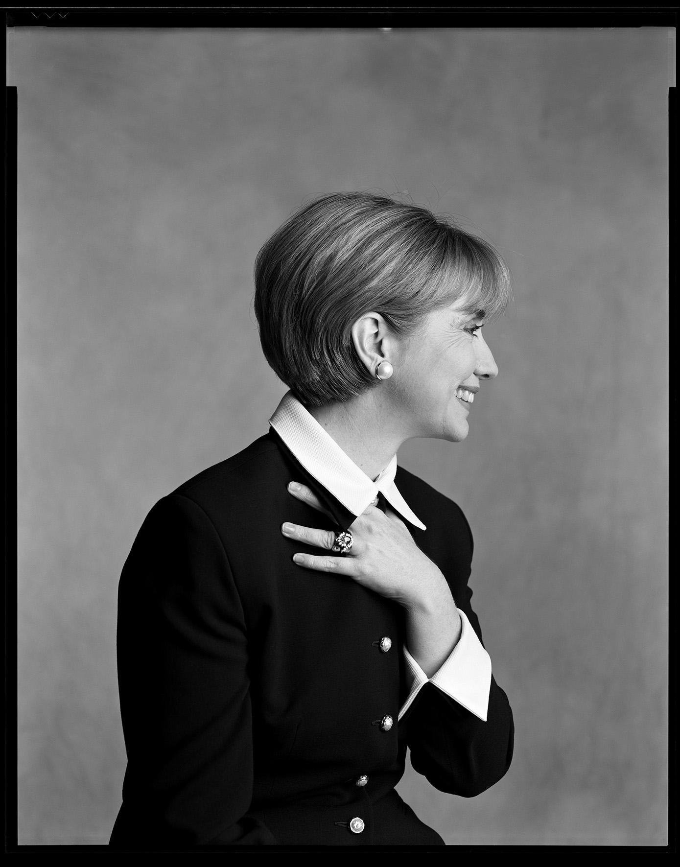 Clinton Hillary. Foto: Timothy Greenfield Sanders.