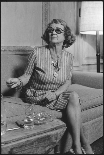Bette Davis. Foto: Timothy Greenfield Sanders.