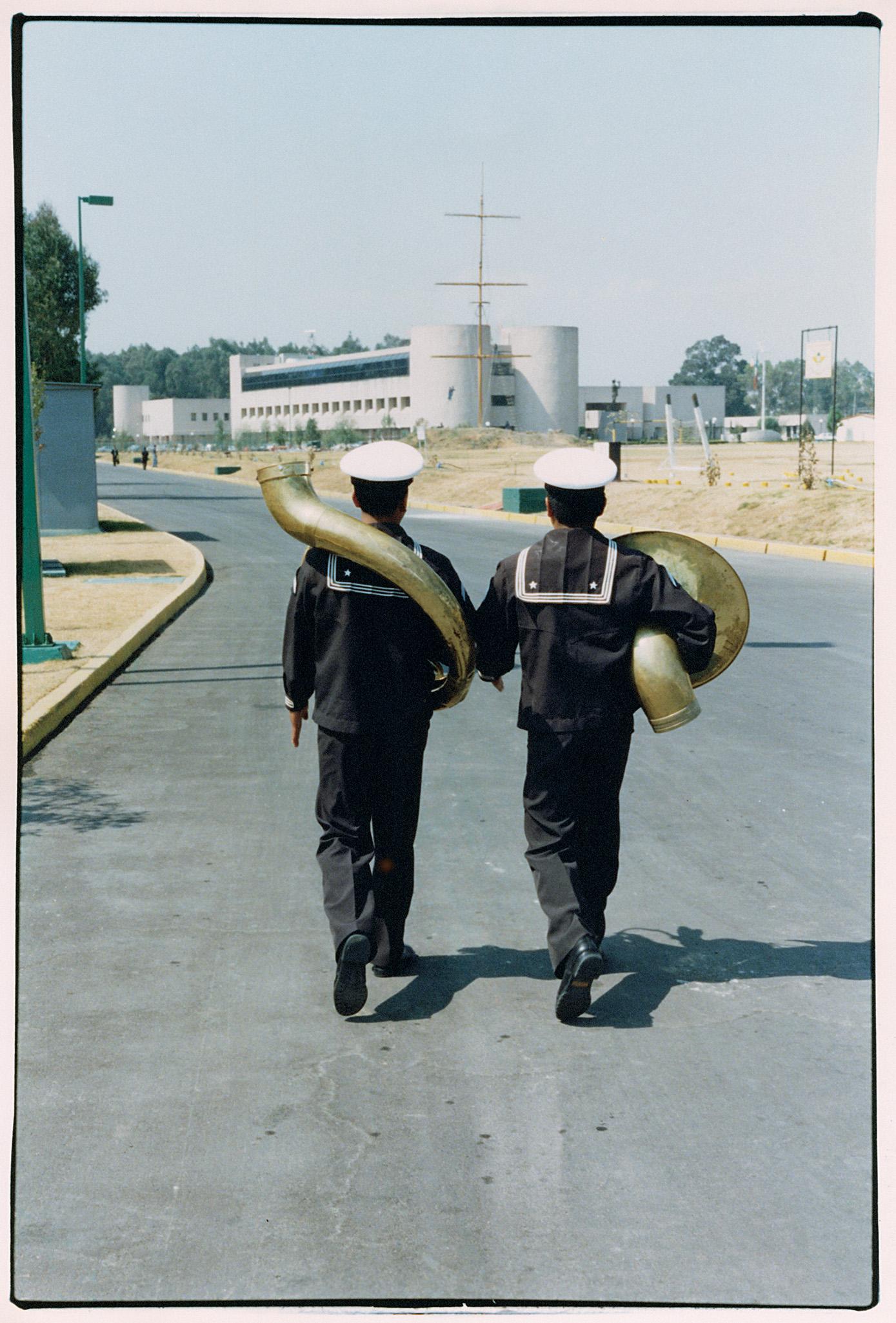 Francis Alÿs, Duett, 1999. Photo: Francis Alÿs.