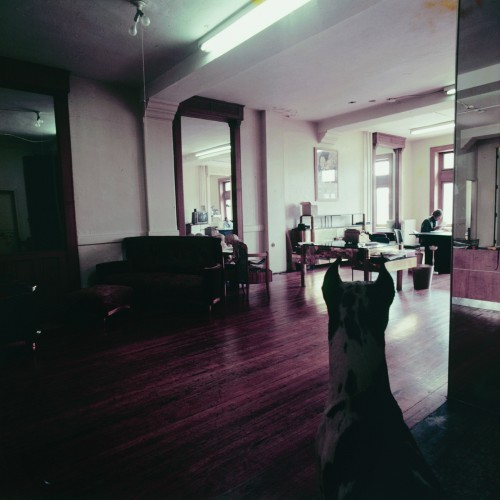 Studio di Andy Warhol, New York City, New York