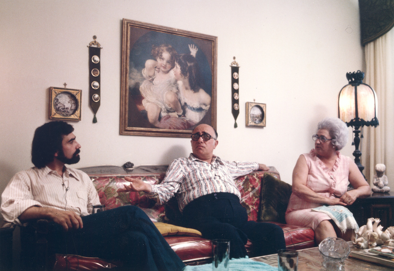 Martin Scorsese, Charles e/and Catherine Scorsese, Italianamerican, 1974. Martin Scorsese Collection, New York.