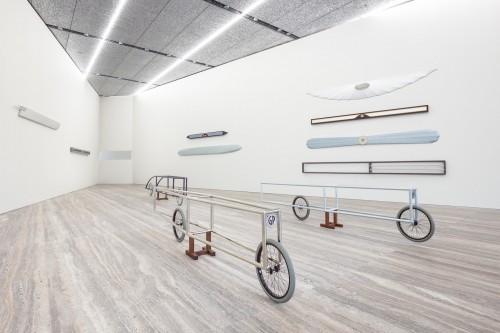 Gianni Piacentino, Fondazione Prada – Milano.