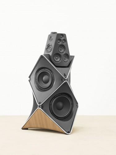 BeoLab 90, design di Frackenpohl Poulheim per Bang & Olufsen.