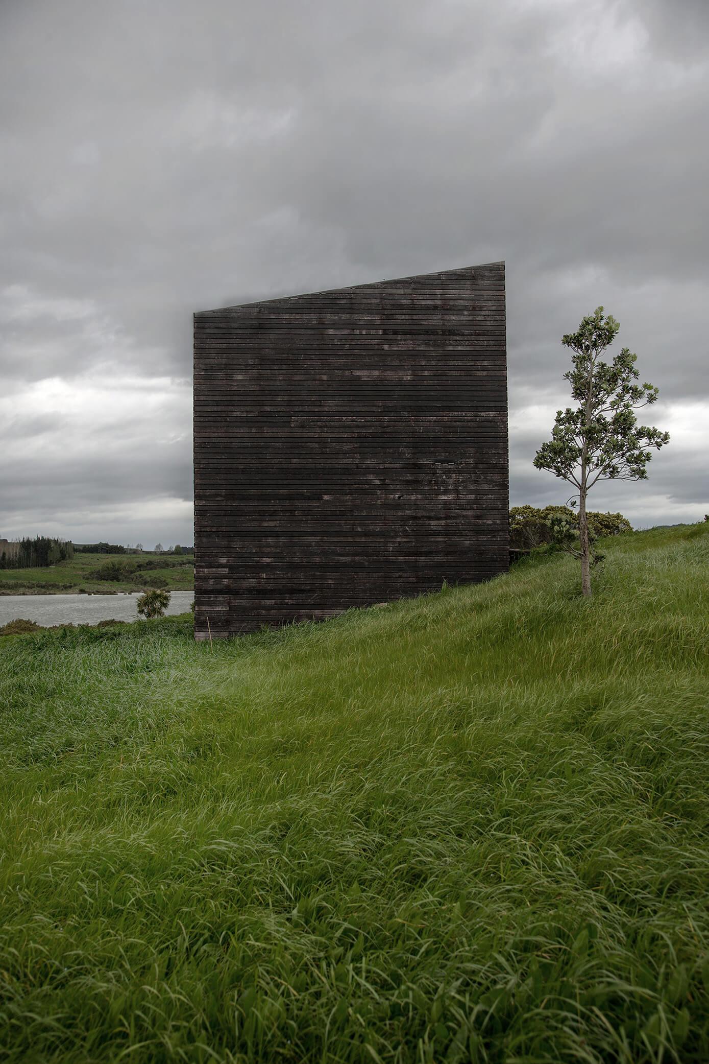 Eyrie Houses, Nuova Zelanda