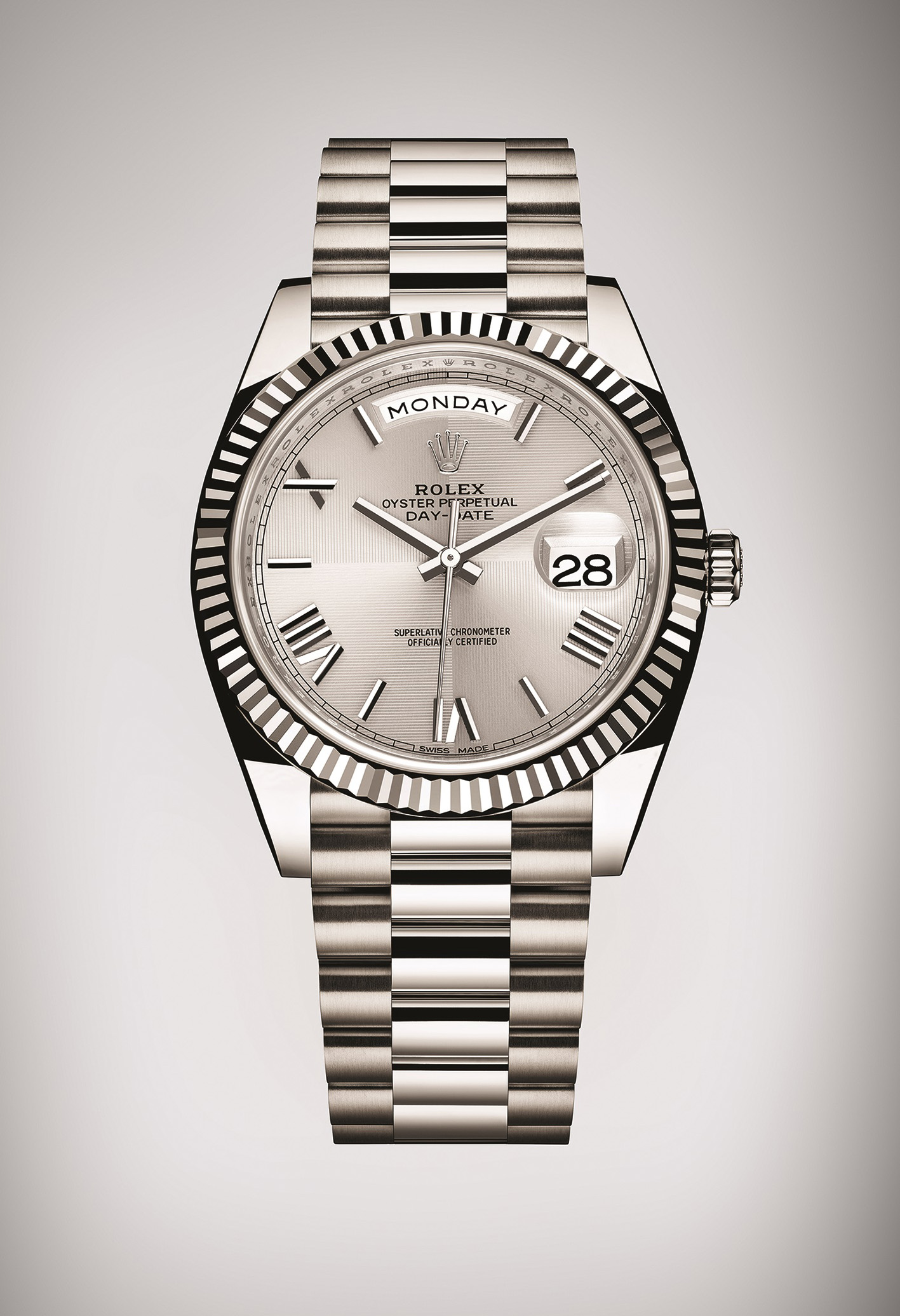 Date perpetual day rolex oyster