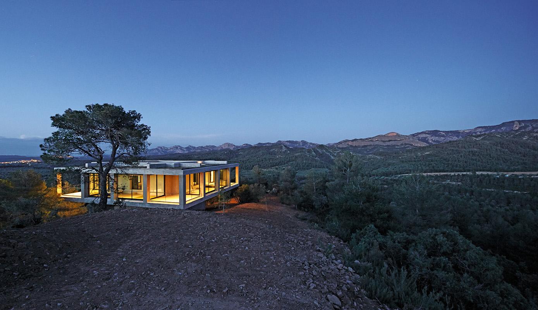 Solo House, Cretas, Teruel, Spagna.