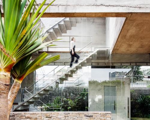 Casa L, São Paulo, Brasile.