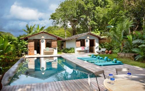 Casa Altos De Trancoso, Trancoso, Brasile.