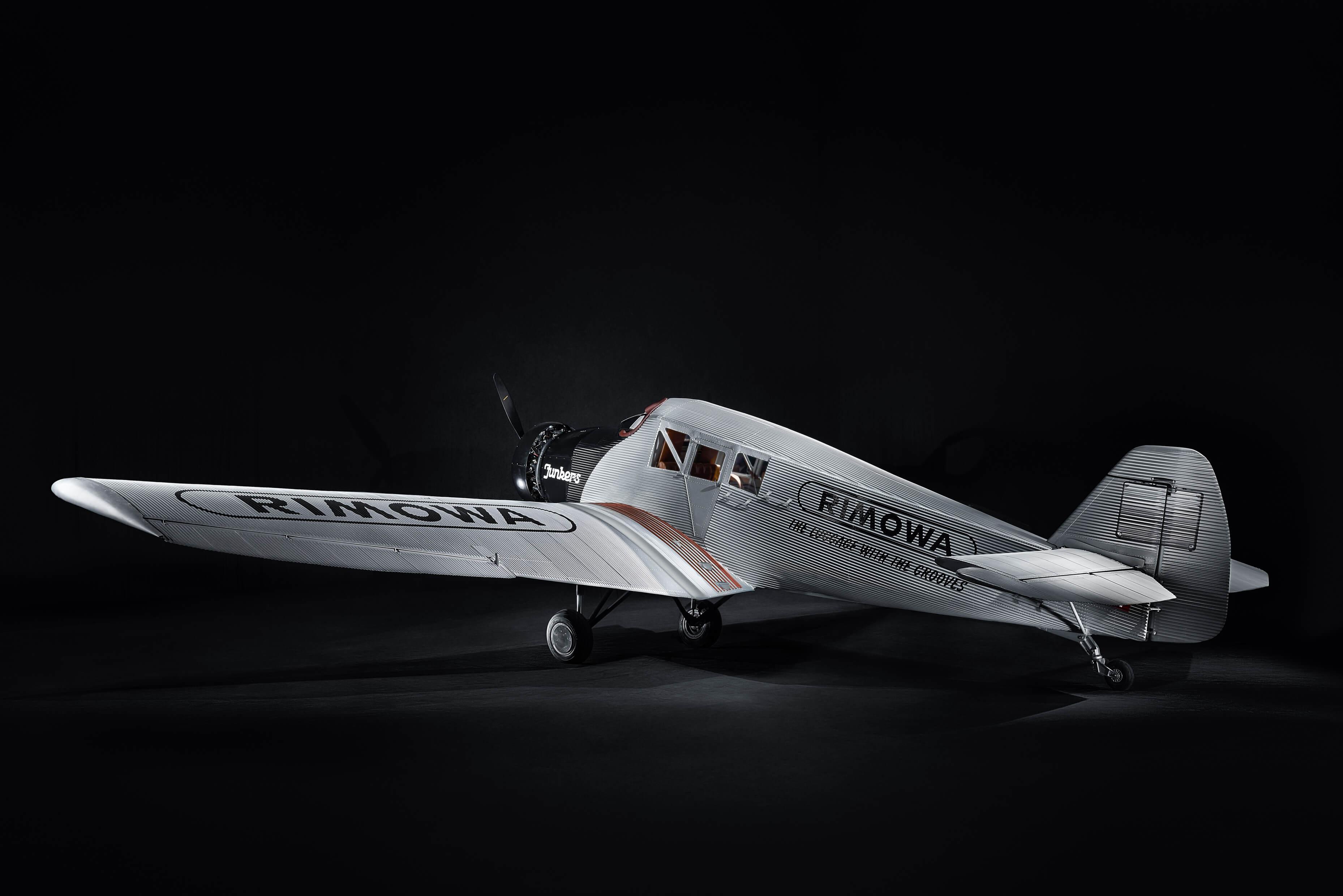 Il ritorno di Junkers F13 Rimowa Necessary #381