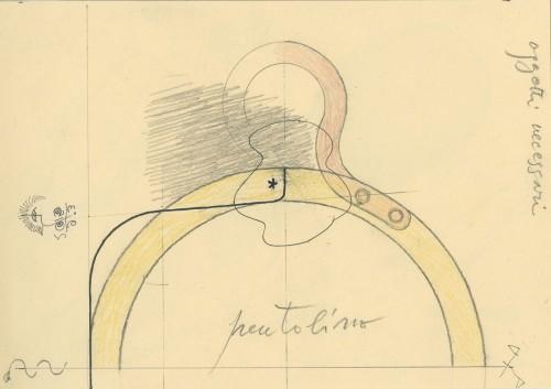 Il set di pentole Pan 999 disegnato da Tobia Scarpa.
