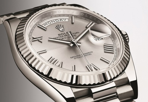 OYSTER PERPETUAL DAY-DATE 40