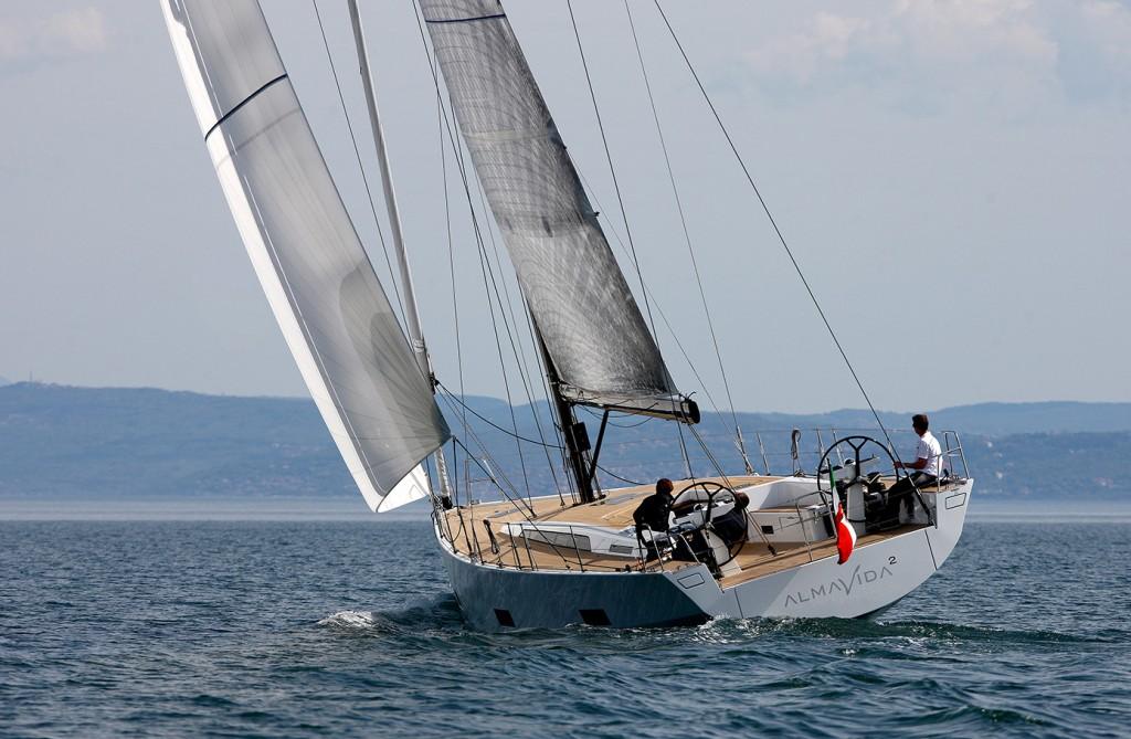 Solaris 50, design di Javier Soto Acebal.