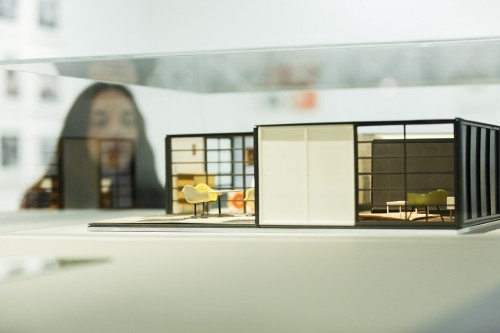 The World of Charles and Ray Eames. Barbican Art Gallery, London.