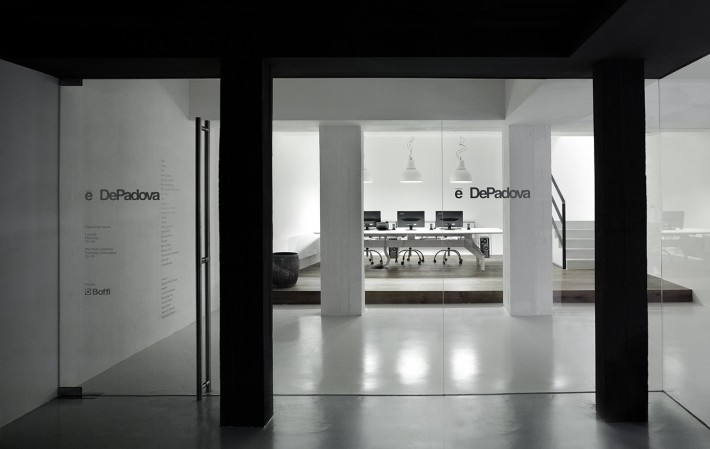 DePadova, nuovo showroom.
