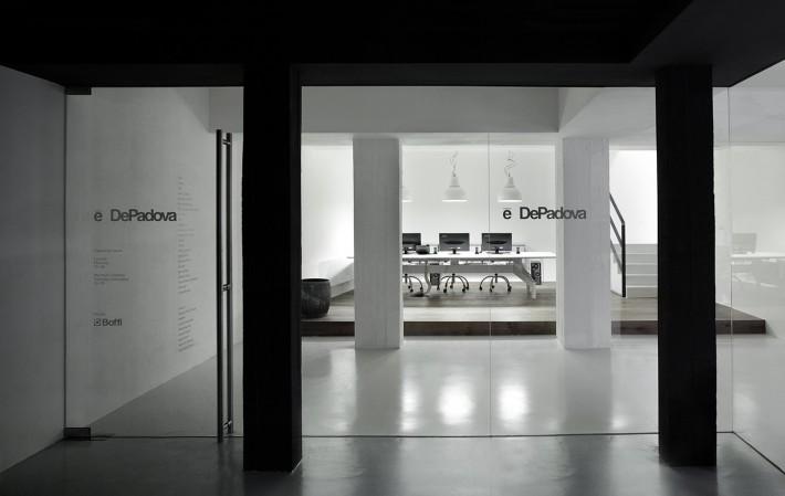 DePadova, nuovo showroom.