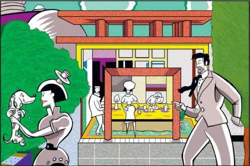 Ettore – Mr. Sottsass Jr. e il mistero degli oggetti.