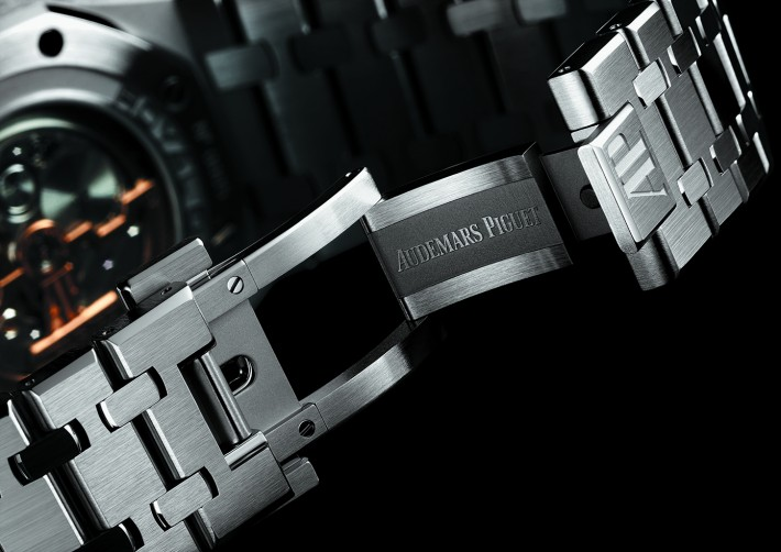 Royal Oak Calendario, Perpetuo Audemars Piguet.