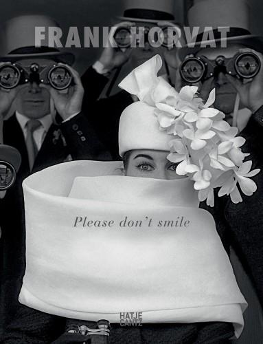 Please, Don't Smile di Frank Horvat.