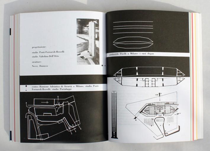 Amate l'architettura di Gio Ponti.