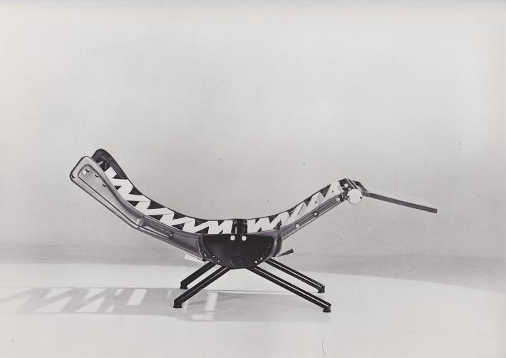 P40, design di Osvaldo Borsani, 1955.