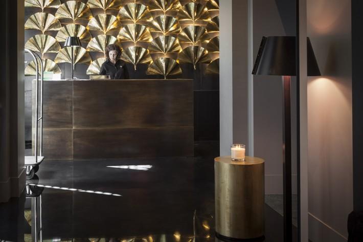 Senato Hotel, Milano. Architetto: Alessandro Bianchi.