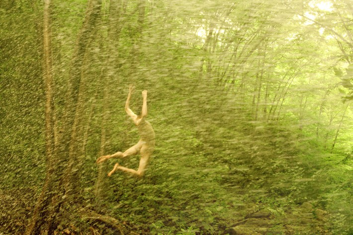 Ryan McGinley, Alex (Hurricane), 2010.