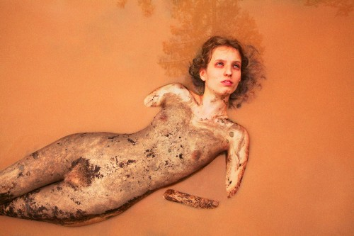 Ryan McGinley, Petra (Pieces), 2013.