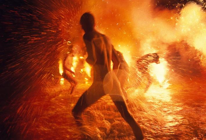 Ryan McGinley, Wet Blaze, 2013.