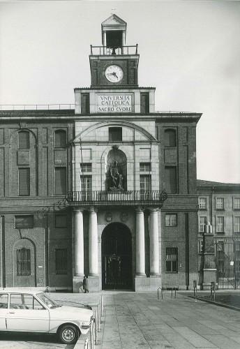 Università Cattolica del Sacro Cuore, Milano, 1929.