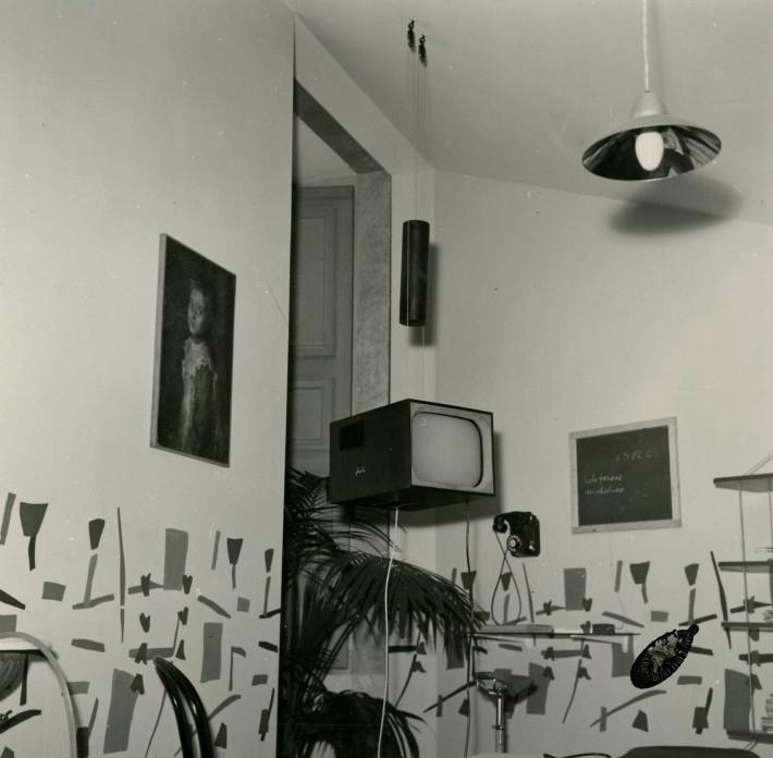 Colori e forme nella casa d'oggi, Villa Olmo.